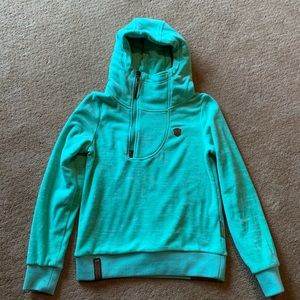 Green Naketano sweatshirt